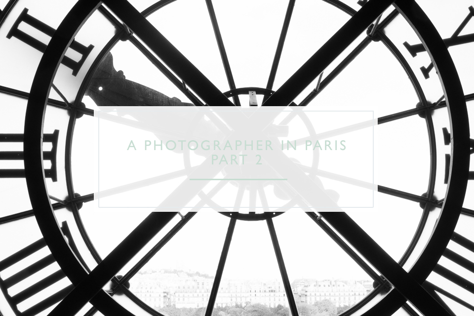 Paris photographer part 2