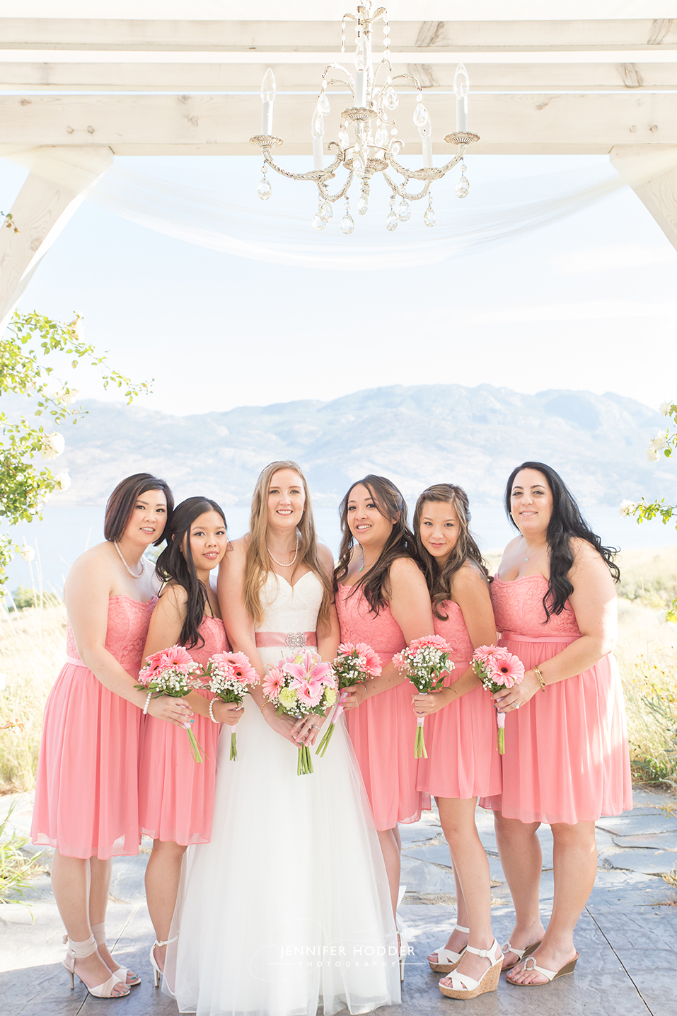 Sanctuary Gardens Okanagan wedding