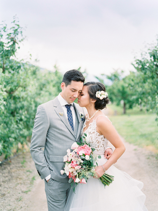 Gatzke Orchard wedding