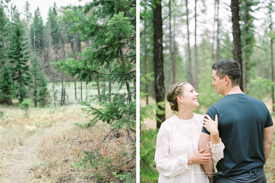Forest engagement session Kelowna BC