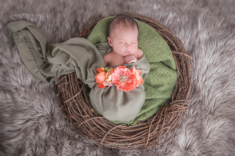 Okanagan newborn photographer