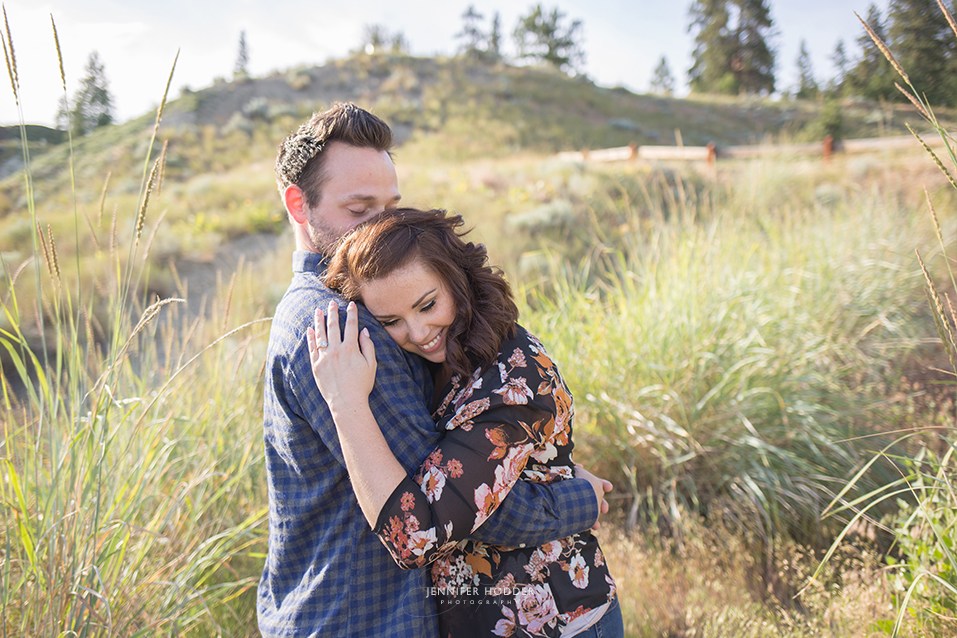 Kelowna engagement photos