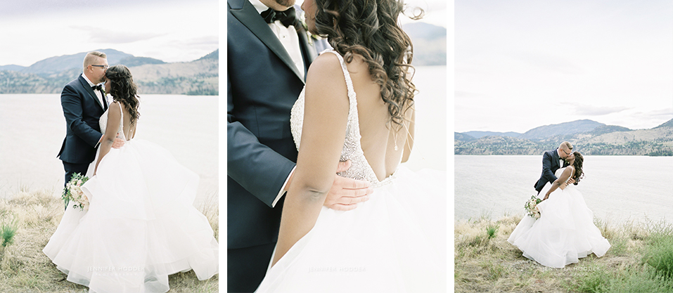 Penticton & Kelowna luxury winery wedding photographer