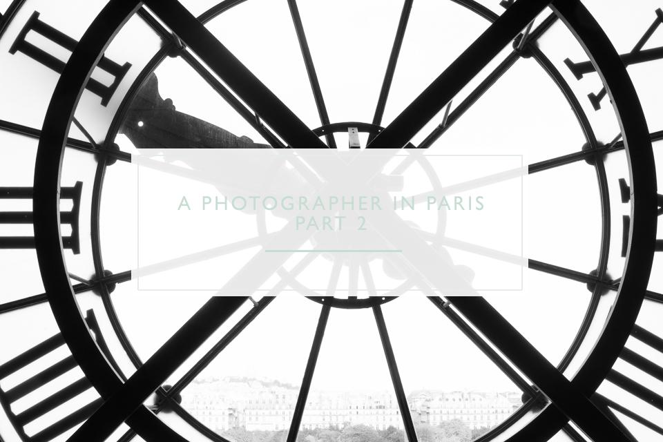 Paris photographer part 2