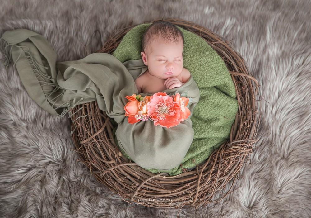 Okanagan newborn photographer