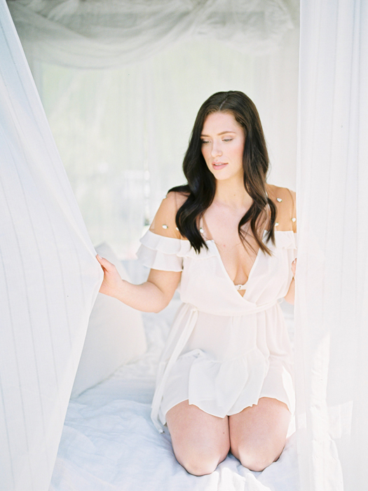 boudoir film photographer