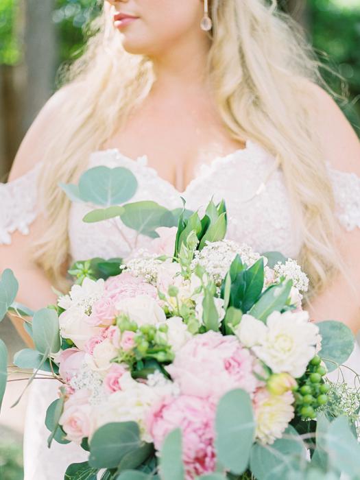 romantic guisachan house kelowna pink wedding fine art film photography